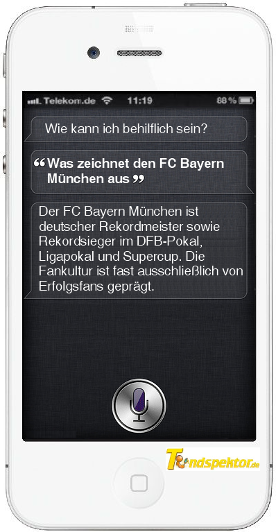 Spass+mit+Apple+Siri+FCBayern Spass mit Apples Sprachsteuerung SIRI