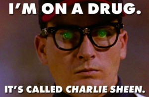 Charlie Sheen Auf Drogen