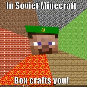 In Soviet Minecraft