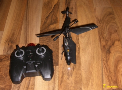Trendspektors Mini RF Hubschrauber Amewi 25070 - Firestorm Alloy
