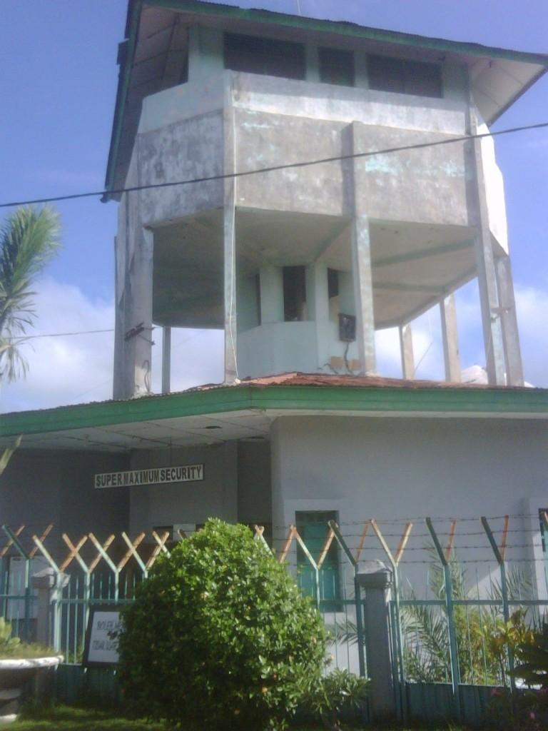 Der Turm der Bali 9